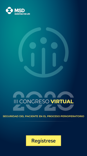 Congreso virtual MSD